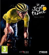 Okładka Tour de France 2016 (PS4)