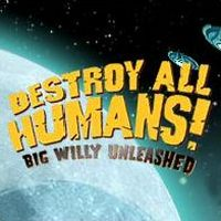 Okładka Destroy All Humans! Big Willy Unleashed (PSP)