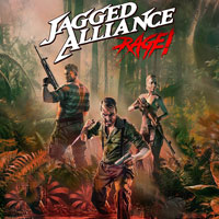 Game Box for Jagged Alliance: Rage! (PC)