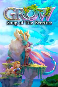 Okładka Grow: Song of the Evertree (PS4)
