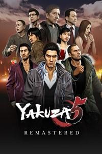 Okładka Yakuza 5 Remastered (PC)