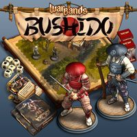 Okładka Warbands: Bushido (AND)