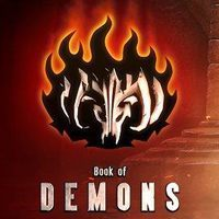 Game Box for Book of Demons (PC)