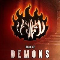 Book of Demons cover