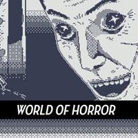 Okładka World of Horror (PC)