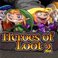 Okładka Heroes of Loot 2 (AND)