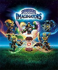 Okładka Skylanders Imaginators (PS4)