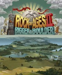 Okładka Rock of Ages II: Bigger and Boulder (Switch)