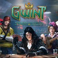 Okładka Gwent: The Witcher Card Game (PC)