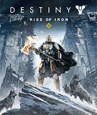 Okładka Destiny: Rise of Iron (XONE)