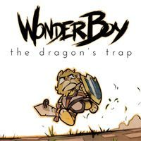 Game Box for Wonder Boy: The Dragon's Trap (PC)