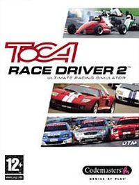 Game Box for Race Driver 2 (PC)