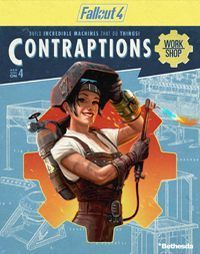 Okładka Fallout 4: Contraptions Workshop (PC)