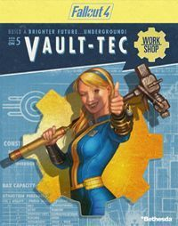 Game Box for Fallout 4: Vault-Tec Workshop (PC)
