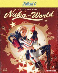 Okładka Fallout 4: Nuka World (PC)
