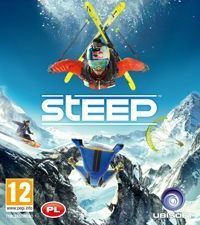 Okładka Steep (PC)