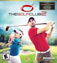 Game Box for The Golf Club 2 (PC)