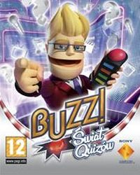 Buzz! Quiz World (PS3 cover