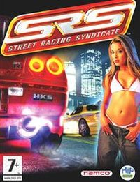 Game Box for Street Racing Syndicate (PC)