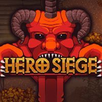 Game Box for Hero Siege (PC)