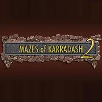 Game Box for Mazes of Karradash 2 (AND)