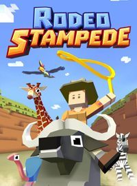 Okładka Rodeo Stampede: Sky Zoo Safari (iOS)