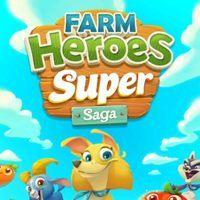 Okładka Farm Heroes Super Saga (WWW)