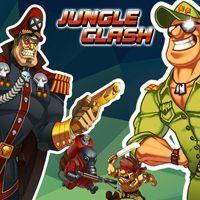 Okładka Jungle Clash (iOS)