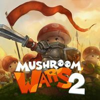 Game Box for Mushroom Wars 2 (PC)