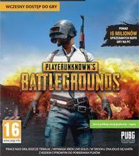 Game Box for Playerunknown's Battlegrounds (PC)