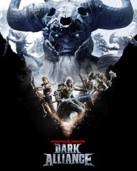 Dungeons & Dragons: Dark Alliance (PC cover