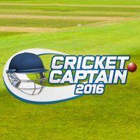 Okładka Cricket Captain 2016 (AND)