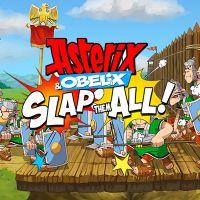 Asterix & Obelix: Slap them All! (PC cover