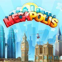 Okładka Megapolis (AND)