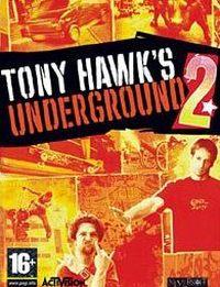 Okładka Tony Hawk's Underground 2: World Destruction Tour (GCN)