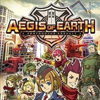 Game Box for Aegis of Earth: Protonovus Assault (PS3)