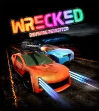 Game Box for Wrecked: Revenge Revisited (PS3)
