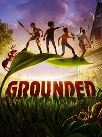 Okładka Grounded (PC)