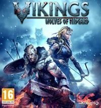 Okładka Vikings: Wolves of Midgard (PC)