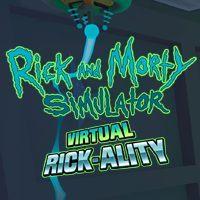 Okładka Rick and Morty: Virtual Rick-ality (PS4)