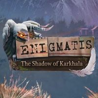 Game Box for Enigmatis 3: The Shadow of Karkhala (PC)
