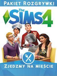 Okładka The Sims 4: Dine Out (PC)