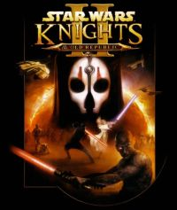 Game Box for Star Wars: Knights of the Old Republic II - The Sith Lords (PC)