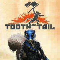 Game Box for Tooth and Tail (PS4)