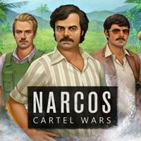 Okładka Narcos: Cartel Wars (AND)