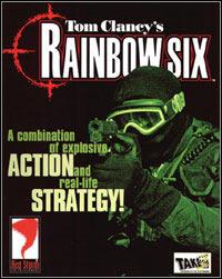 Okładka Tom Clancy's Rainbow Six (PC)