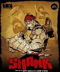 Game Box for Shank (PC)