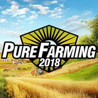 Game Box for Pure Farming 2018 (PC)