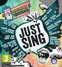 Okładka Just Sing (XONE)
