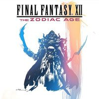Game Box for Final Fantasy XII: The Zodiac Age (PC)